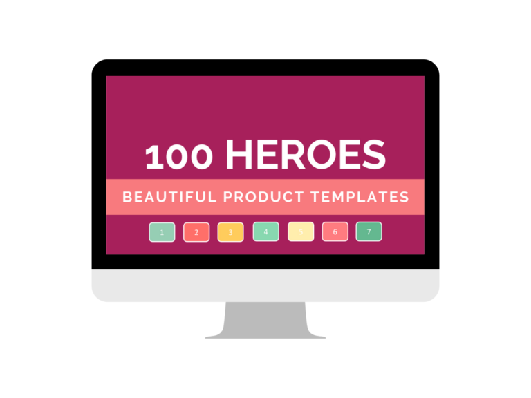 100 heroes templates