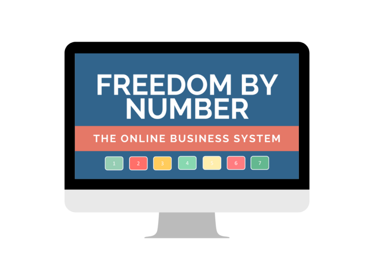 freedom by number course