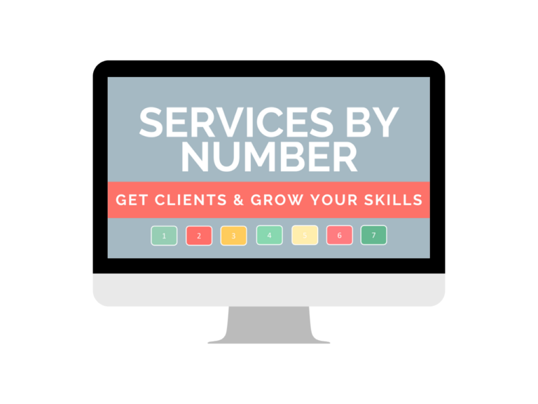 services by number course